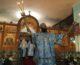 Владыка Феодор возглавил праздничную Литургию в Свято-Духовом монастыре