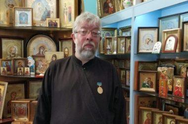 Скончался алтарник Казанского собора Богдан Назаренко