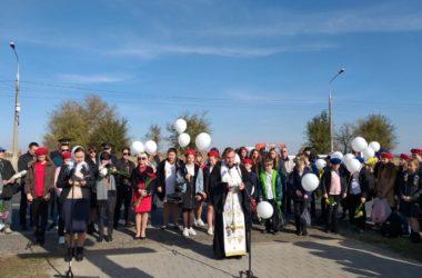Волгоградцы почтили память жертв теракта при взрыве в автобусе