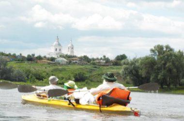Видео: Байдарочный поход «От храма к храму» по Волгоградской митрополии