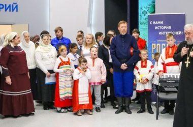 Видео: Праздник Покрова в музее «Россия – моя история» подготовили преподаватели воскресных школ