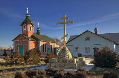 О монастыре в Гусевке рассказали по федеральному телевидению