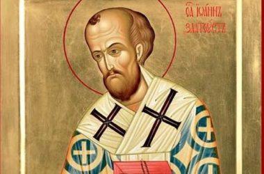 Священномученик Иоанн Восторгов. Заветы жизни св. Иоанна Златоустого