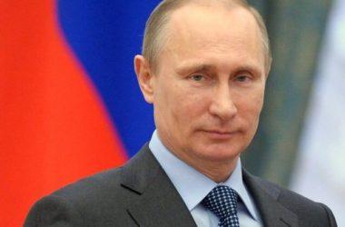 Приветствие Президента России В.В. Путина участникам II съезда Общества русской словесности