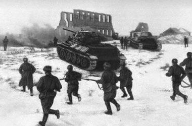 Вечная память сражавшимся на полях Сталинградской битвы