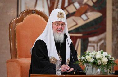 Патриарх Кирилл: Человек, который сам глубоко не верит, не может быть убедительным