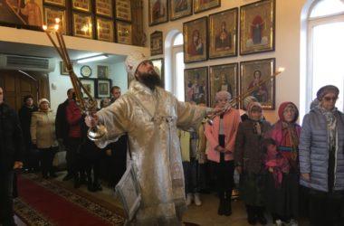 Слово митрополита Феодора в Дмитриевскую родительскую субботу