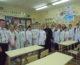 Студентам-медикам рассказали о священниках — участниках войны