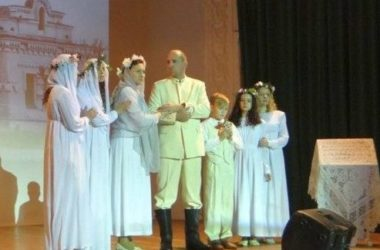 В Волгограде прошел фестиваль «Венцы царские»