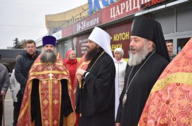 Московская Патриархия: В Волгограде проходит выставка-форум «Радость Слова»