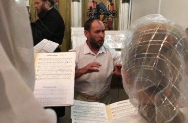 Алексей Хижняк: Как архиепископ Пимен (Хмелевский) учил хоровому пению