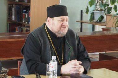 В Волгограде прошла встреча с протоиереем Олегом Стеняевым