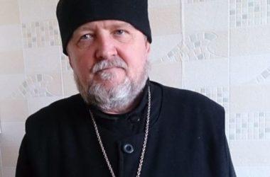 Отошел ко Господу иерей Димитрий Гребенец