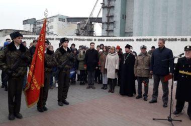 Священники Волгоградской епархии приняли участие в митинге