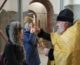 В храме святого Александра Невского начинается роспись стен