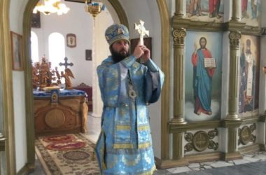 Слово митрополита Феодора  в храме Всех скорбящих Радосте в Городище, сказанное в престольный праздник