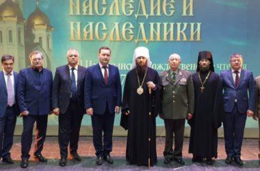 В Волгограде началось пленарное заседание Рождественских образовательных чтений