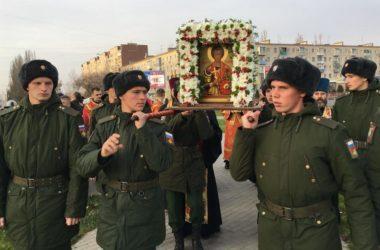 В Камышине проходят торжества, посвященные небесному покровителю города
