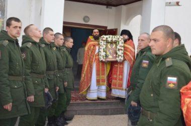Общегородской крестный ход в городе Камышине