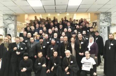 Представители Волгоградской епархии приняли участие слете обществ трезвости в Москве