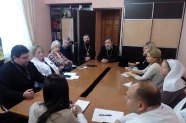 В Волгоградской областной больнице прошло заседание круглого стола