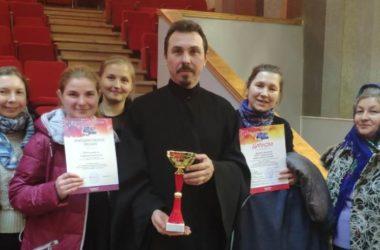 Хор Царицынского православного колледжа принял участие в фестивале