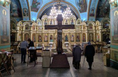 В Волгоградской епархии побывал крестный ход людей с ограниченными возможностями