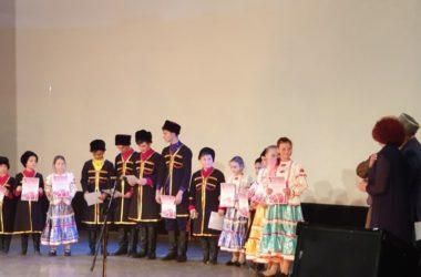 В Кировском благочинии отметили пятилетие ансамбля «Российская слава»