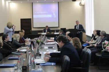 Ректор Царицынского православного университета принял участие в заседании Совета ректоров вузов Волгоградской области