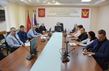 Священники Волгоградской епархии приняли участие в видеоконференции