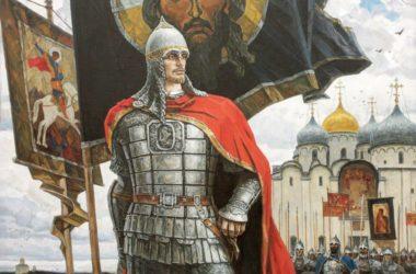 Слово митрополита Иоанна (Вендланда) в память благоверного князя Александра Невского