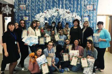 Волгоградские волонтеры приняли участие в форуме