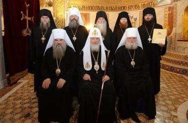 Поздравляем Владыку Феодора с днем епископской хиротонии и годом службы на Волгоградской кафедре