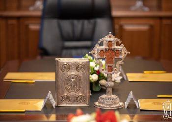Заявление Синода Украинской Православной Церкви от 6 декабря 2019 года