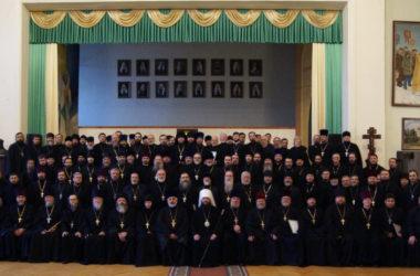 В Волгограде состоялось Епархиальное собрание духовенства