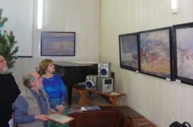 В Волгограде начала работу выставка картин, посвященная старому Царицыну