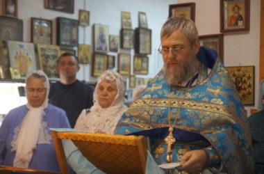 В храме Введения во храм Пресвятой Богородицы двойной праздник! Видео