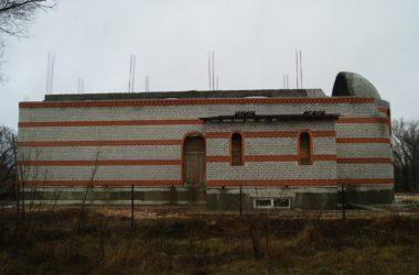 Строительство Свято-Троицкого храма будет продолжено в следующем году