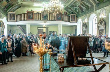Самарская святыня в Камышине
