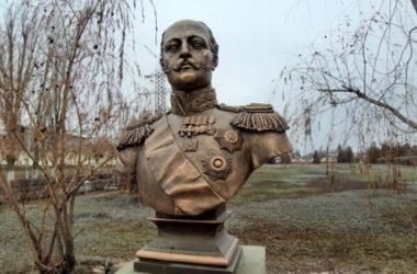 Состоялось освящение памятника Николаю I
