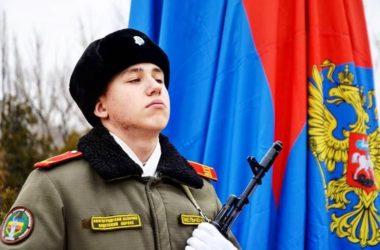В Волгограде ко Дню Героев Отечества открыли памятник маршалу В.И. Чуйкову