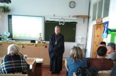 Педагогам рассказали о роли Православной Церкви в годы Великой Отечественной войны