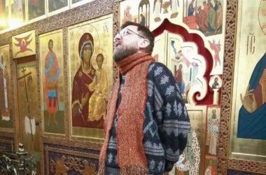 Православные верующие увидели работы иконописца Николая Пачкалова