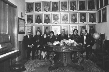 Органистка Любовь Шишханова о митрополите Иоанне (Вендланде)