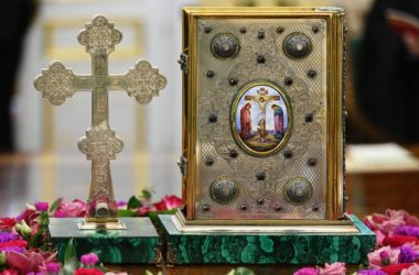 Решения, принятые на заседании Священного Синода