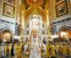Работа XXVIII Международных Рождественских чтений началась с Литургии в Храме Христа Спасителя