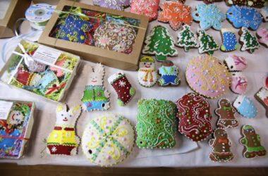 В Свято-Вознесенском монастыре Дубовского района делают пряники к рождеству по рецепту XVIII века
