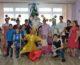 Христославы посетили детей в больнице