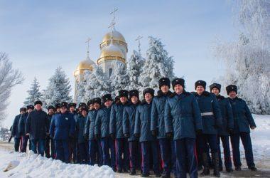 Торжества в честь 450-летия служения казаков начнутся с Литургии в храме Иоанна Предтечи