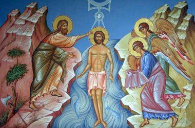 Празднование Крещения Господня в Царицыне и Сталинграде
